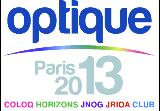 Logo OPTIQUE PARIS 2013